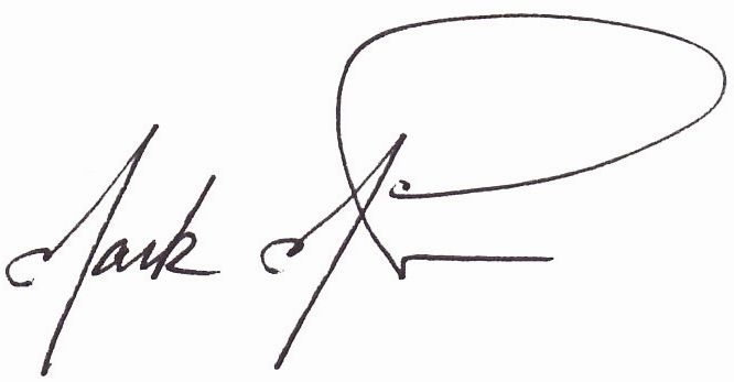 Mark McLean Signature